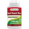 Best Naturals Red Yeast Rice 1200 Review